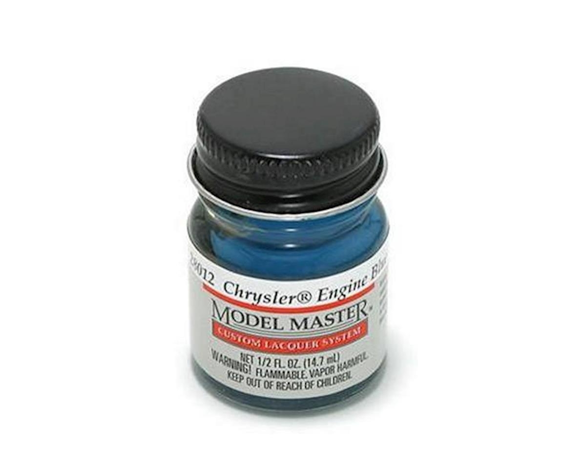 Testors Chrysler Engine Blue, 1/2oz Bot