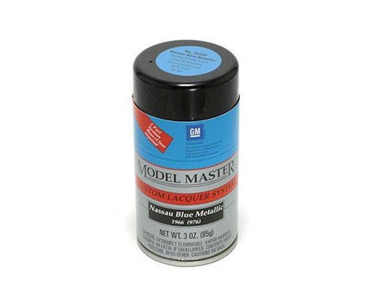 Testors Nassau Blue Metallic, 3oz Spray