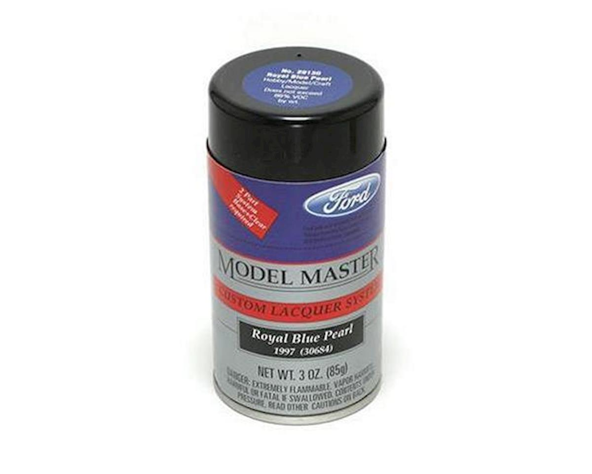 Testors Royal Blue Pearl, 3oz Spray