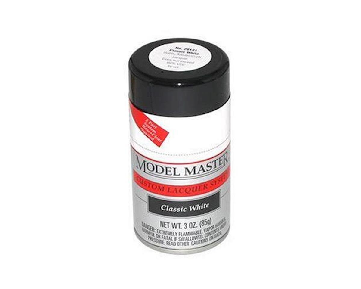 Testors Classic White, 3oz Spray