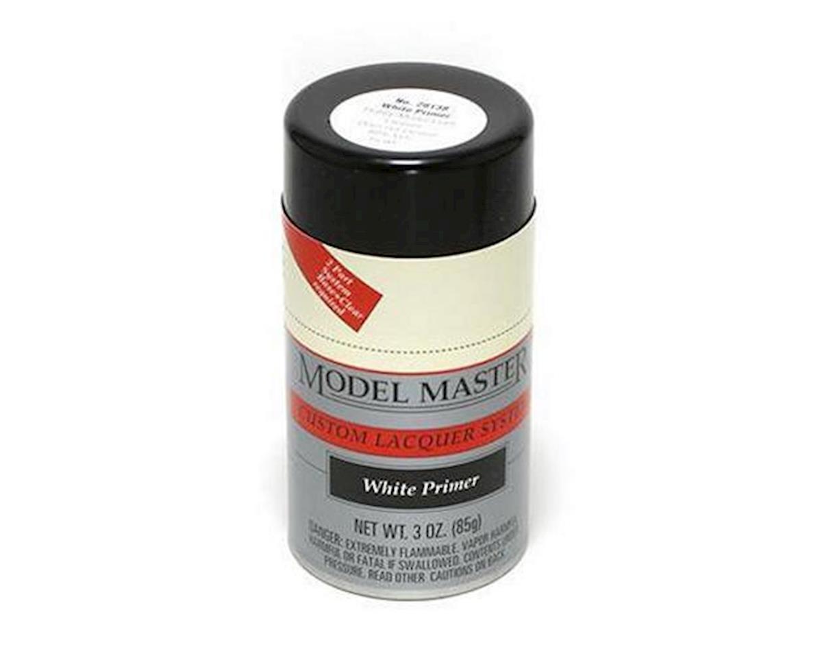 White Primer, 3oz Spray by Testors
