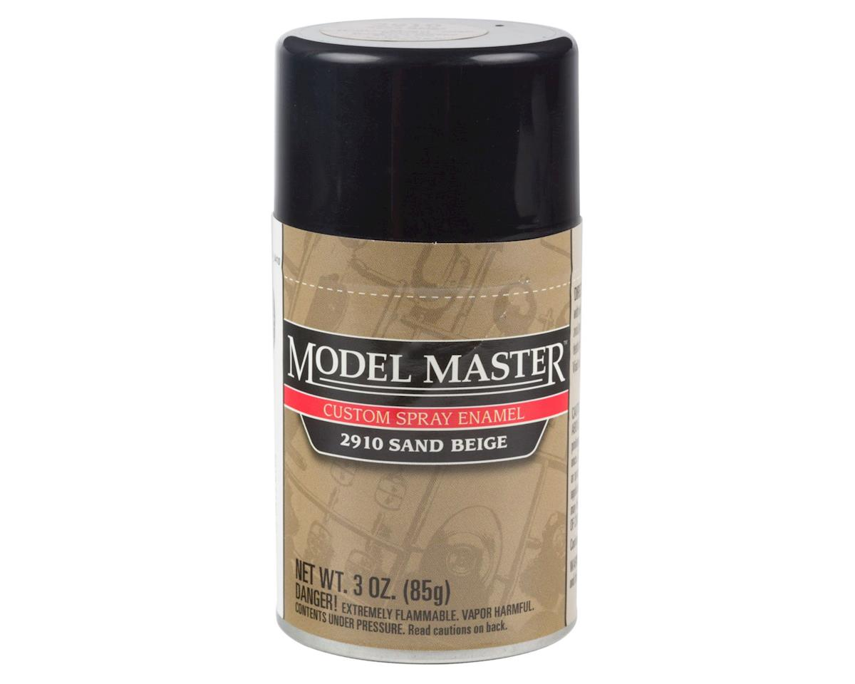 Testors MM Car Spray Sand Beige