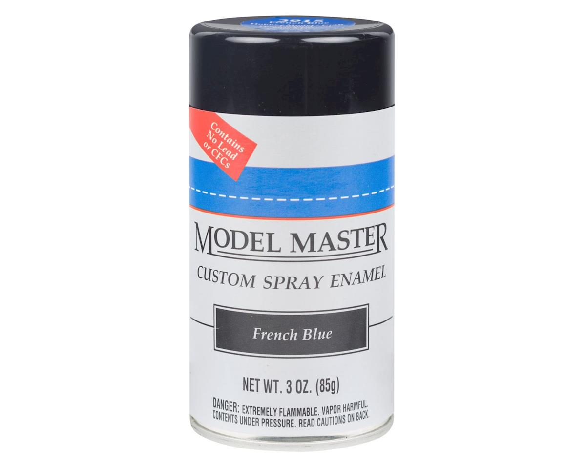 Testors MM Car Spray French Blue
