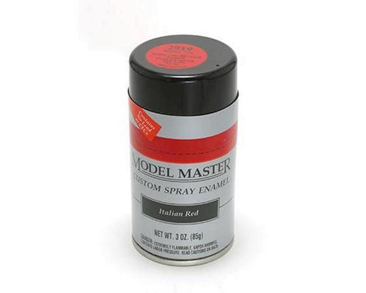 MM Car Spray Italian Red by Testors