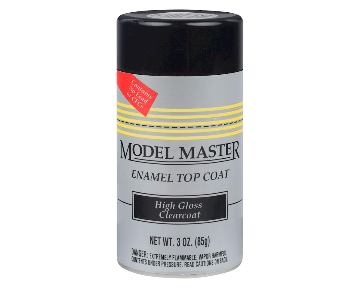 MM Car Spray Clear Top Coat by Testors