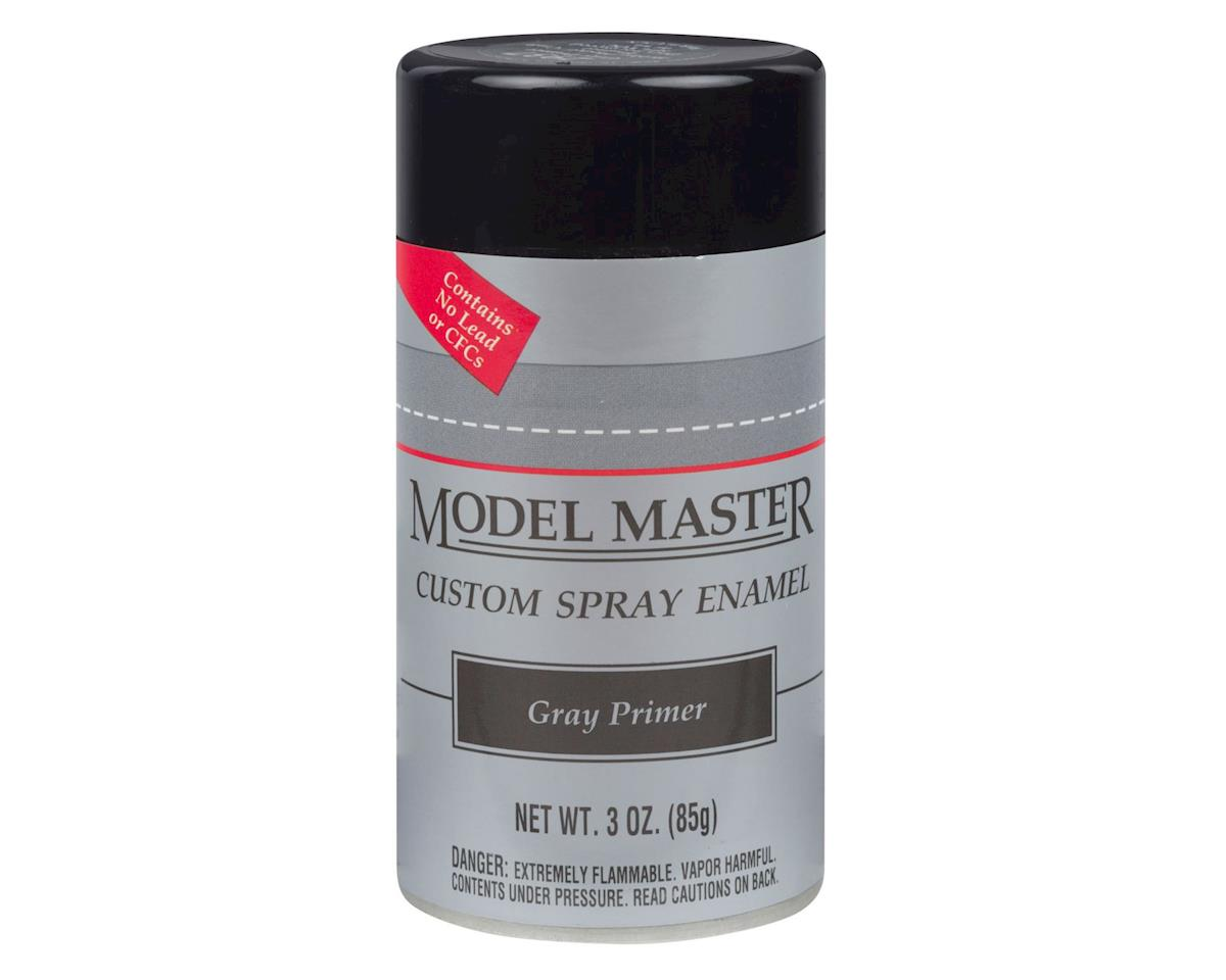 Testors MM Car Spray Gray Primer