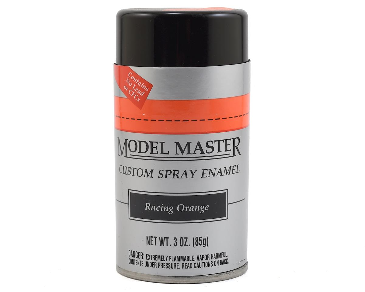 Testors MM Car Spray Racing Orange