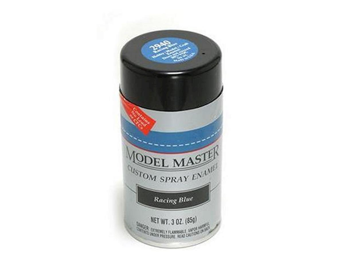 Testors MM Car Spray Racing Blue