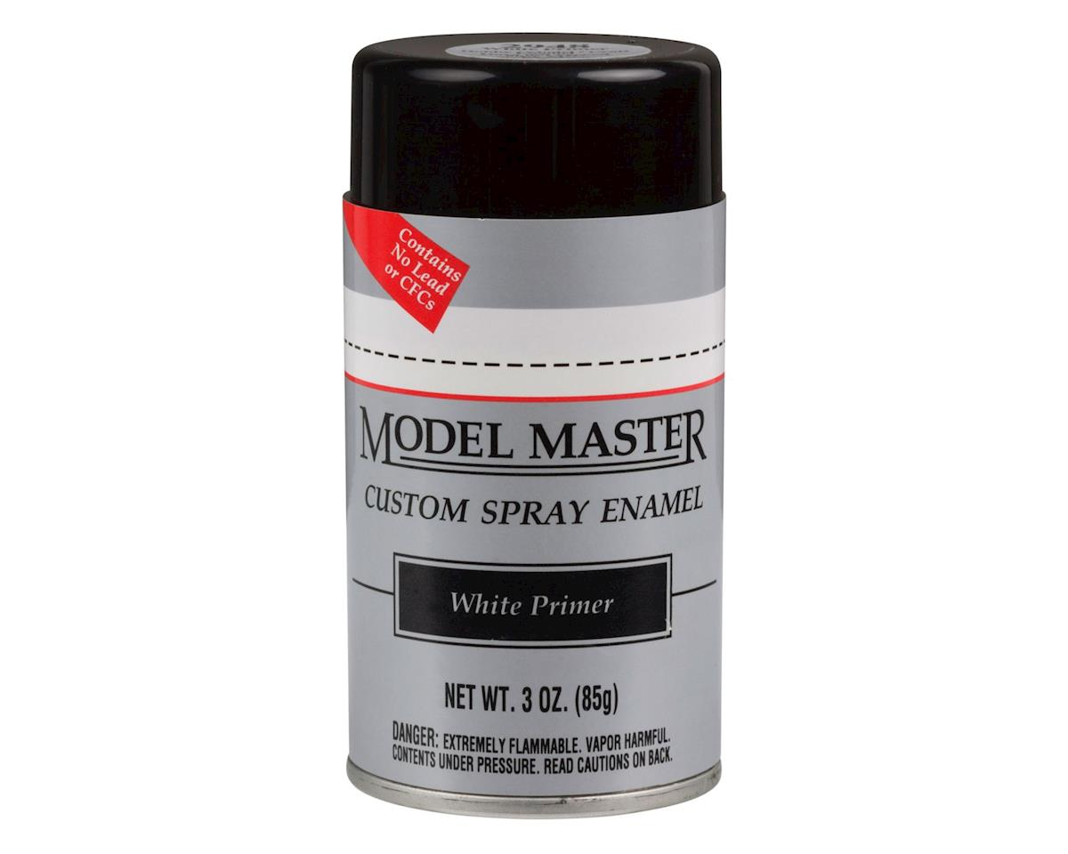 Testors MM Car Spray White Primer