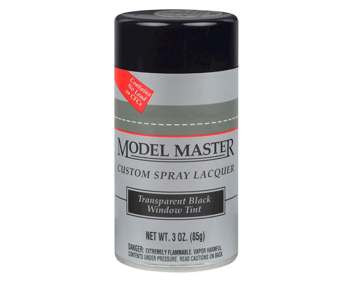 Testors MM Car Spray Trans Black Tint
