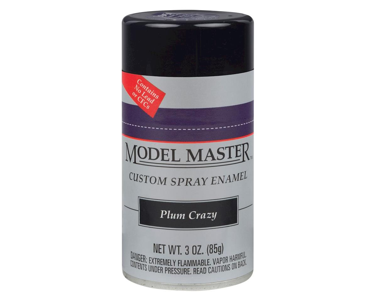 Testors MM Car Spray Plum Crazy