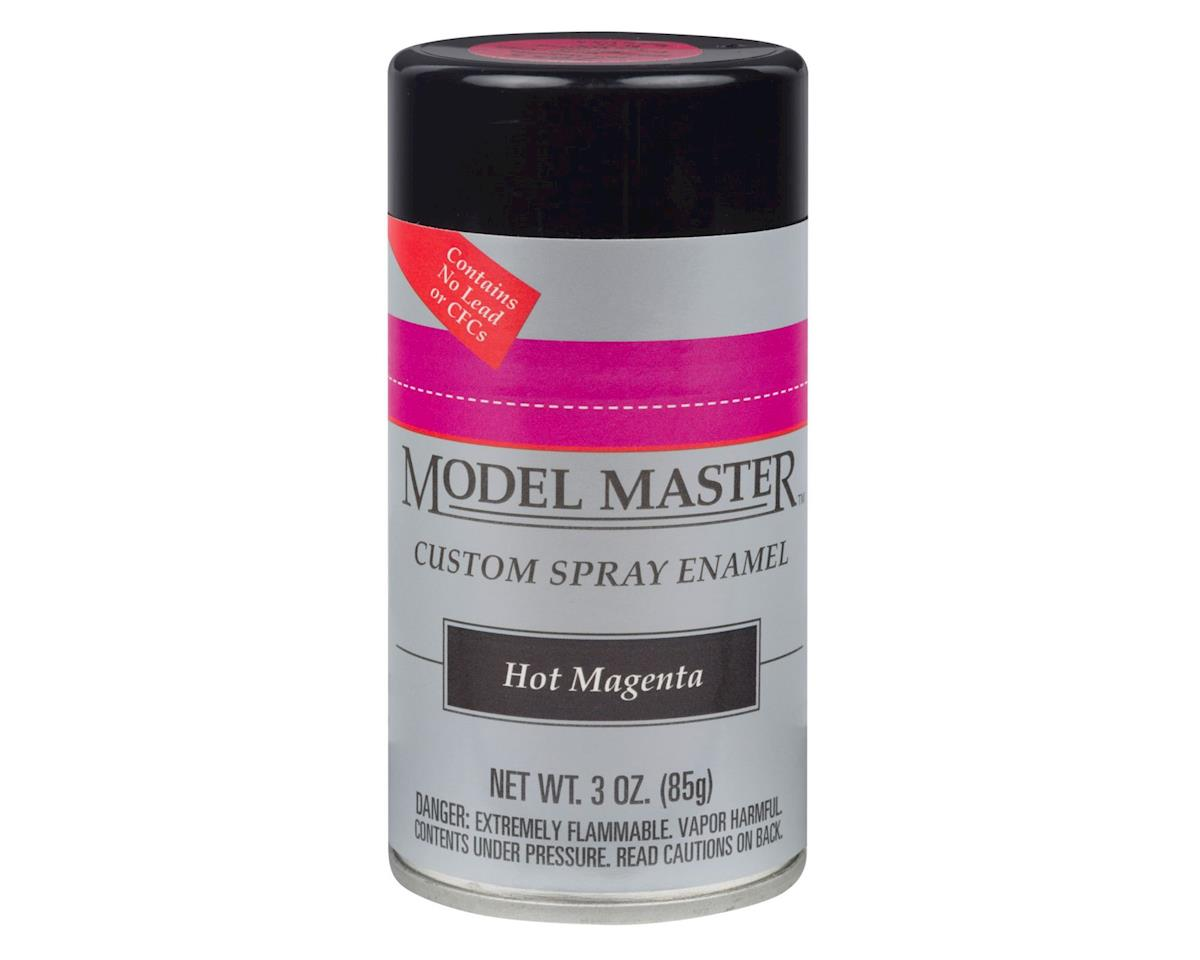 Testors MM Car Spray Hot Magenta