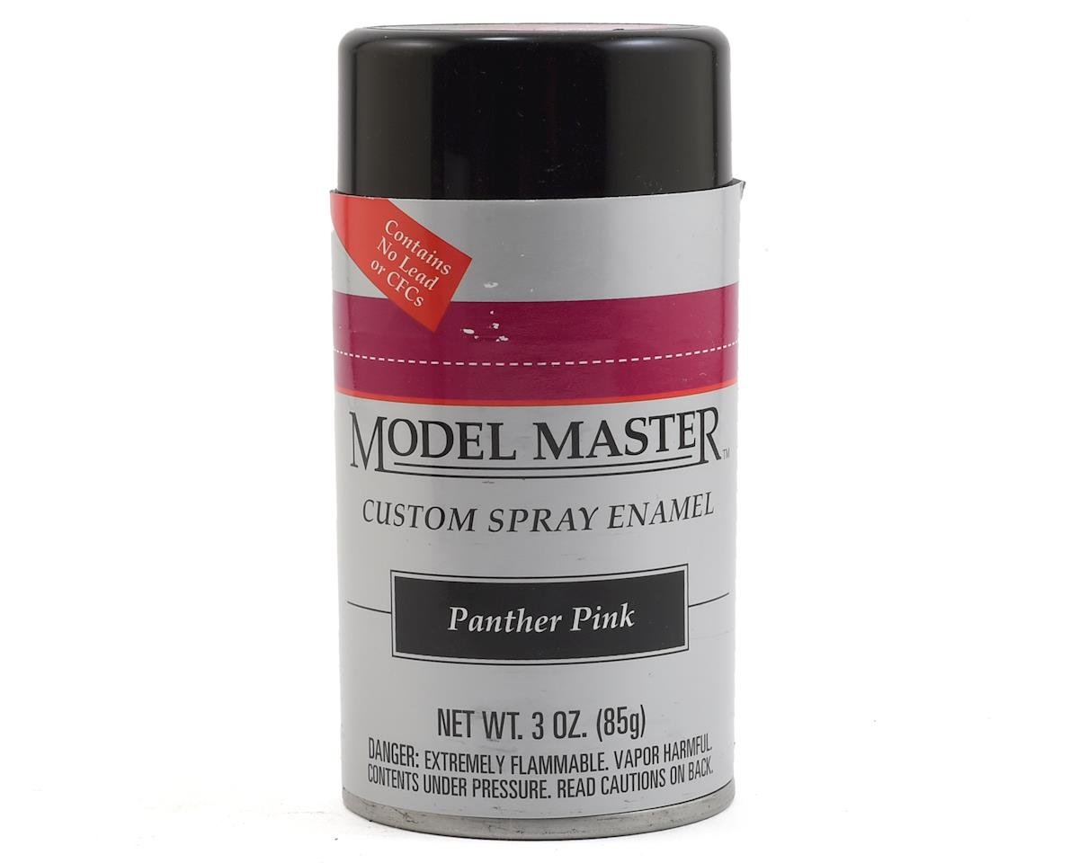 MM Car Spray Panther Pink by Testors