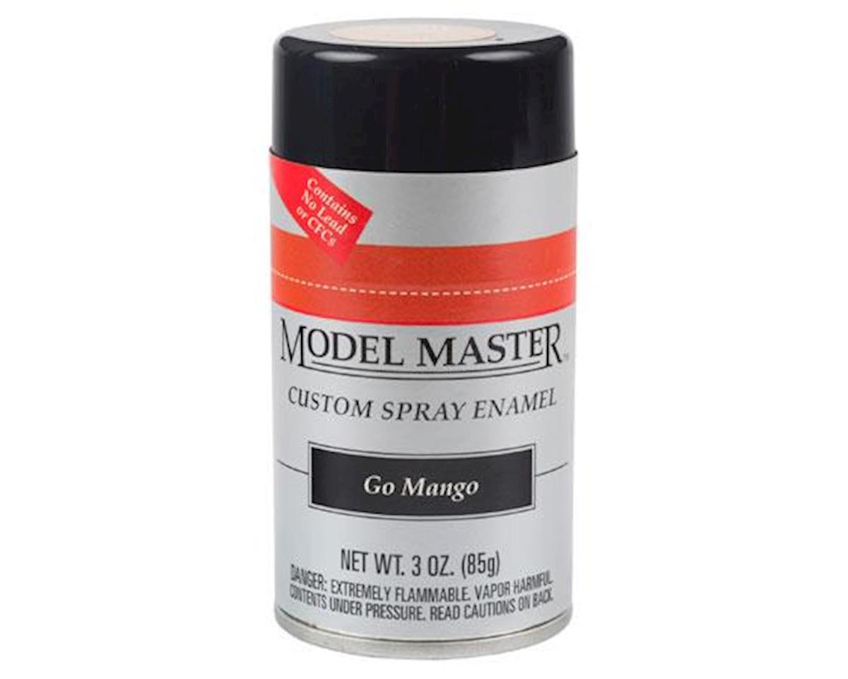 MM Car Spray Go Mango by Testors