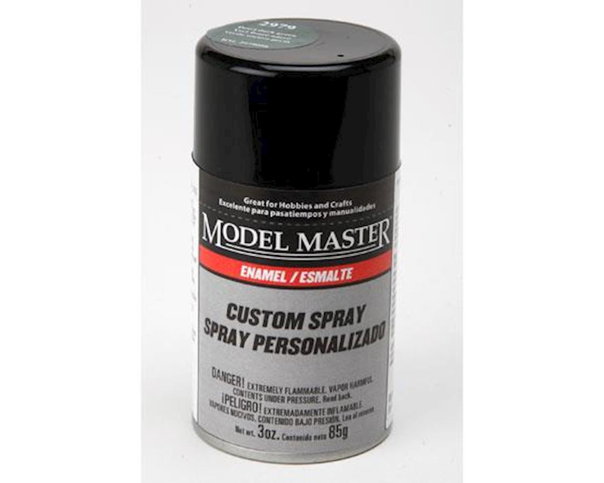 Testors MM 3oz Pearl Dark Green Spray (G)