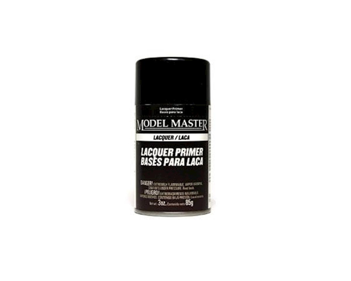 Testors MM 3oz Gray Sandable Lacquer Spray