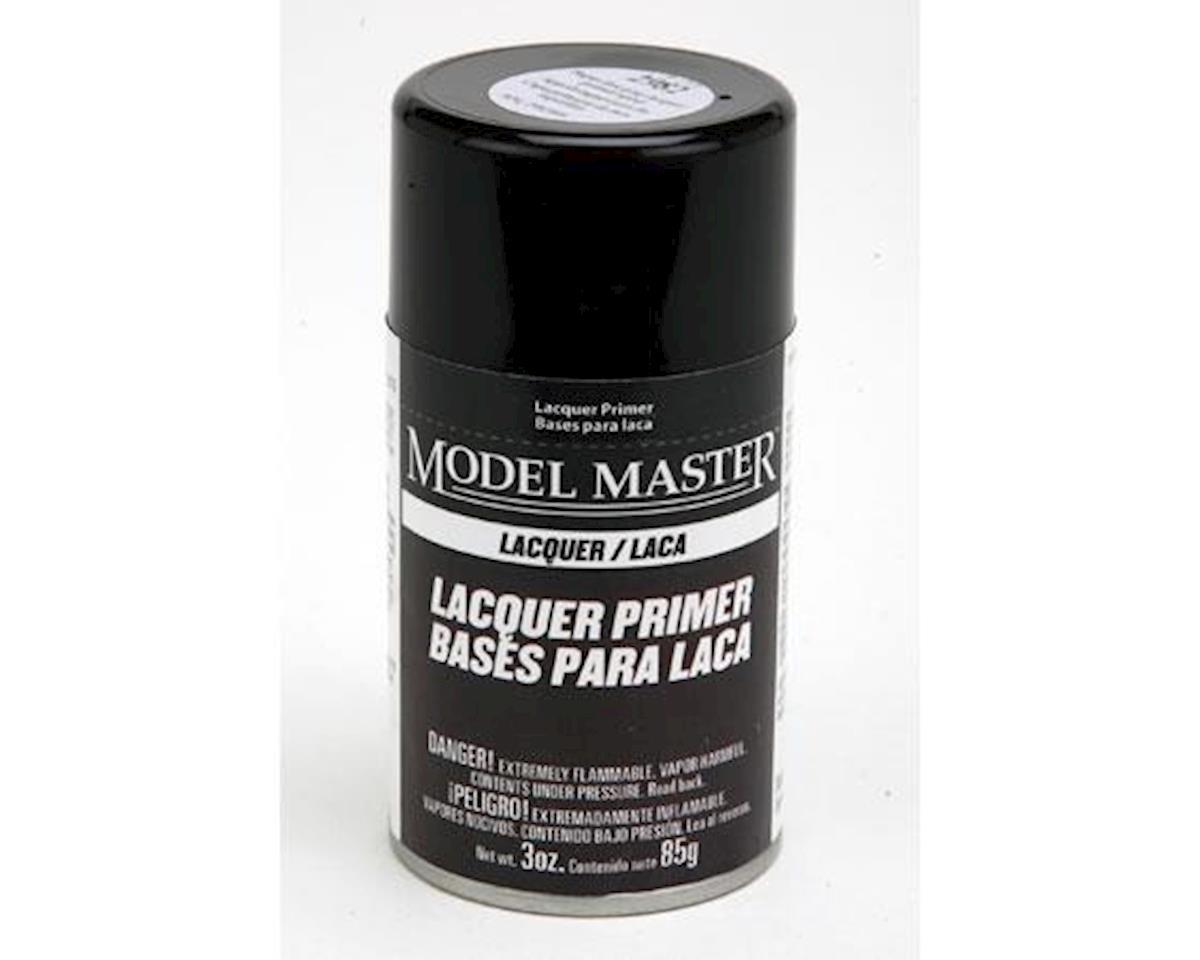 Testors MM 3oz Super Fine Gray Lacquer Spray