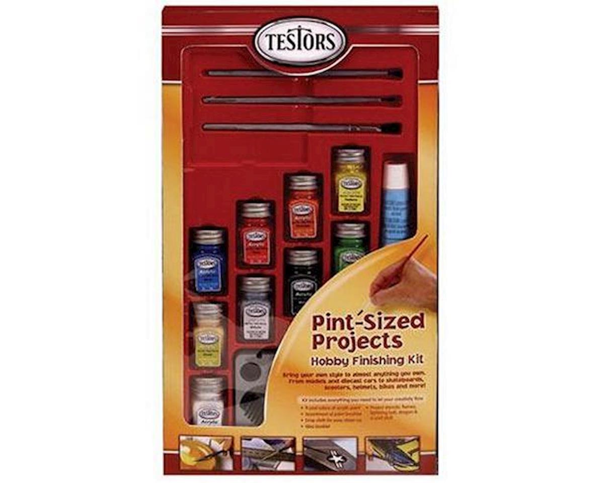 Testors Pint Size Paint Project Set