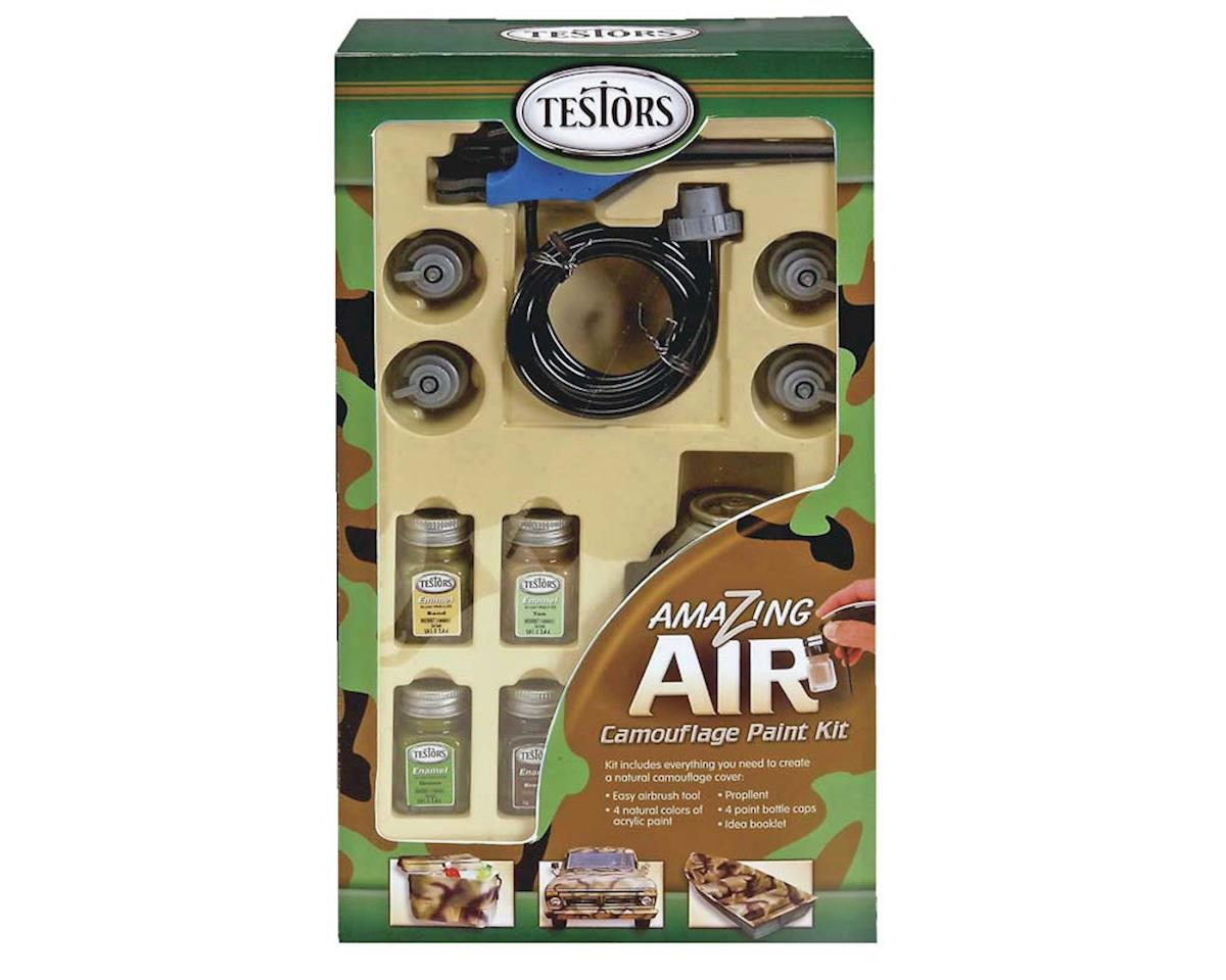 Camouflage Airbrush Kit by Testors