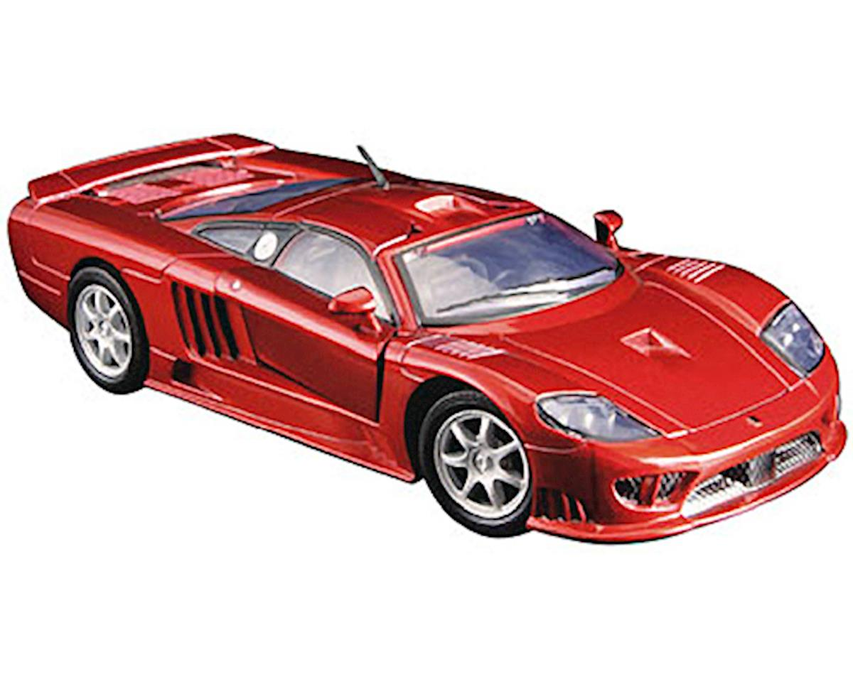 Testors 1/24 Saleen S7 Metallic Red