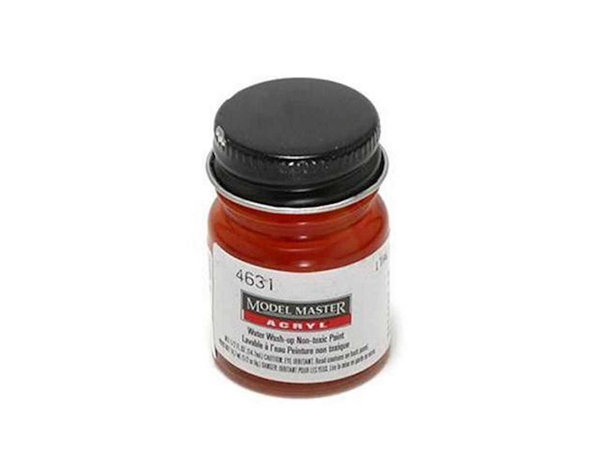 Testors Acryl Gloss 1/2oz Italian Red