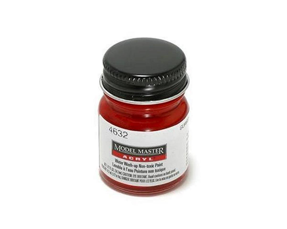 Acryl Gloss 1/2oz Guards Red by Testors