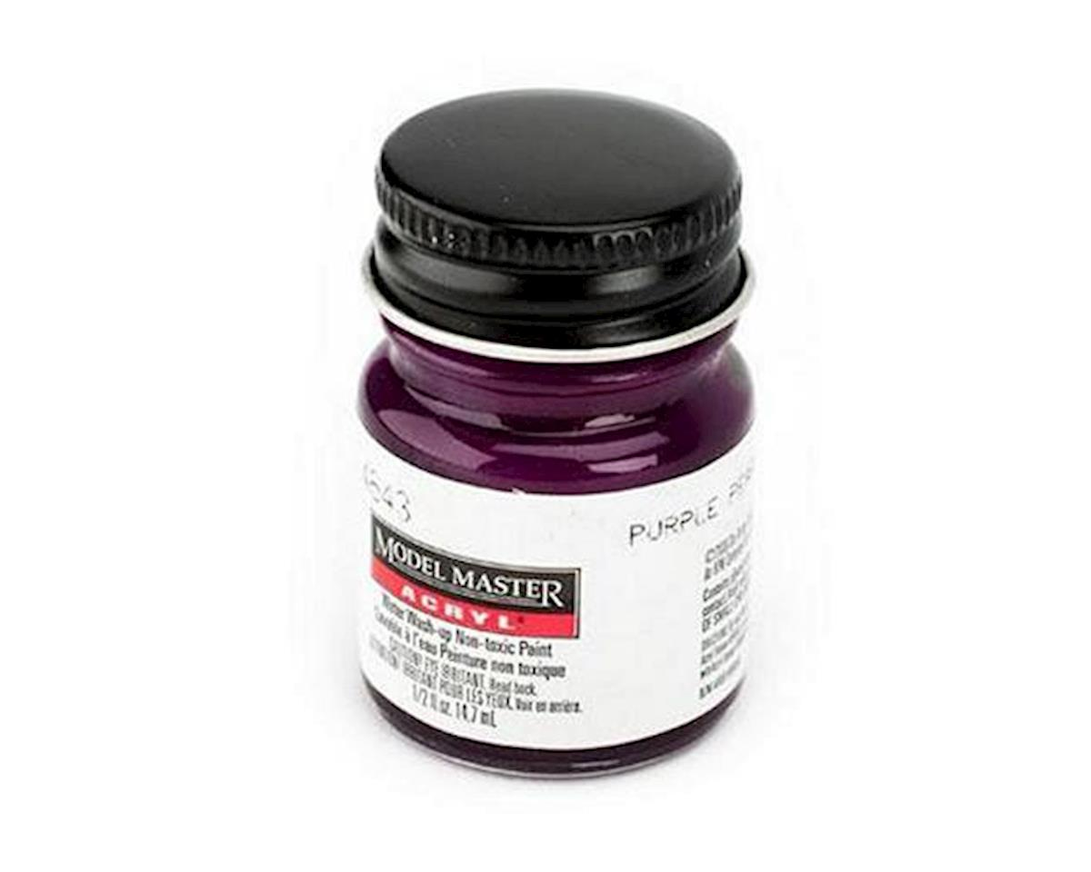 Acryl Gloss 1/2oz Purple Pearl by Testors