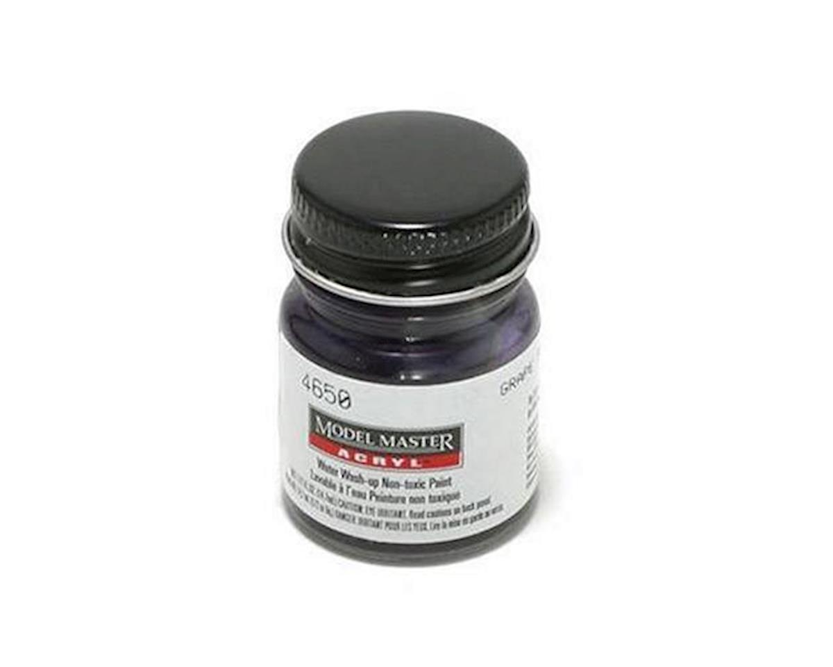 Testors Acryl Gloss 1/2oz Grape Pearl