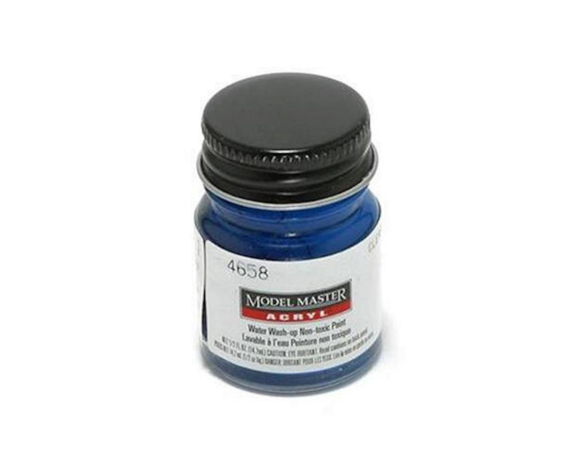 Acryl Gloss 1/2oz Clear Blue by Testors
