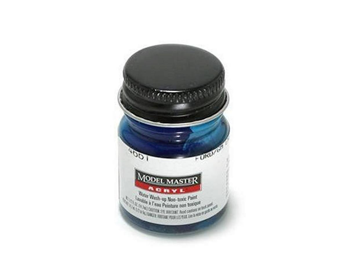 Testors Acryl Gloss 1/2oz Engine Blue