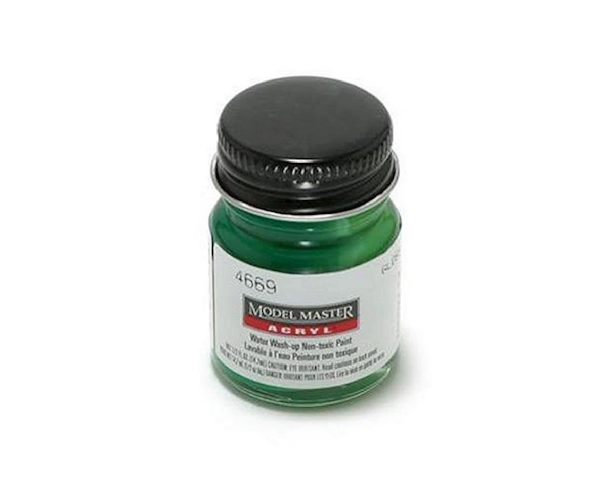 Acryl Gloss 1/2oz Gloss Green by Testors