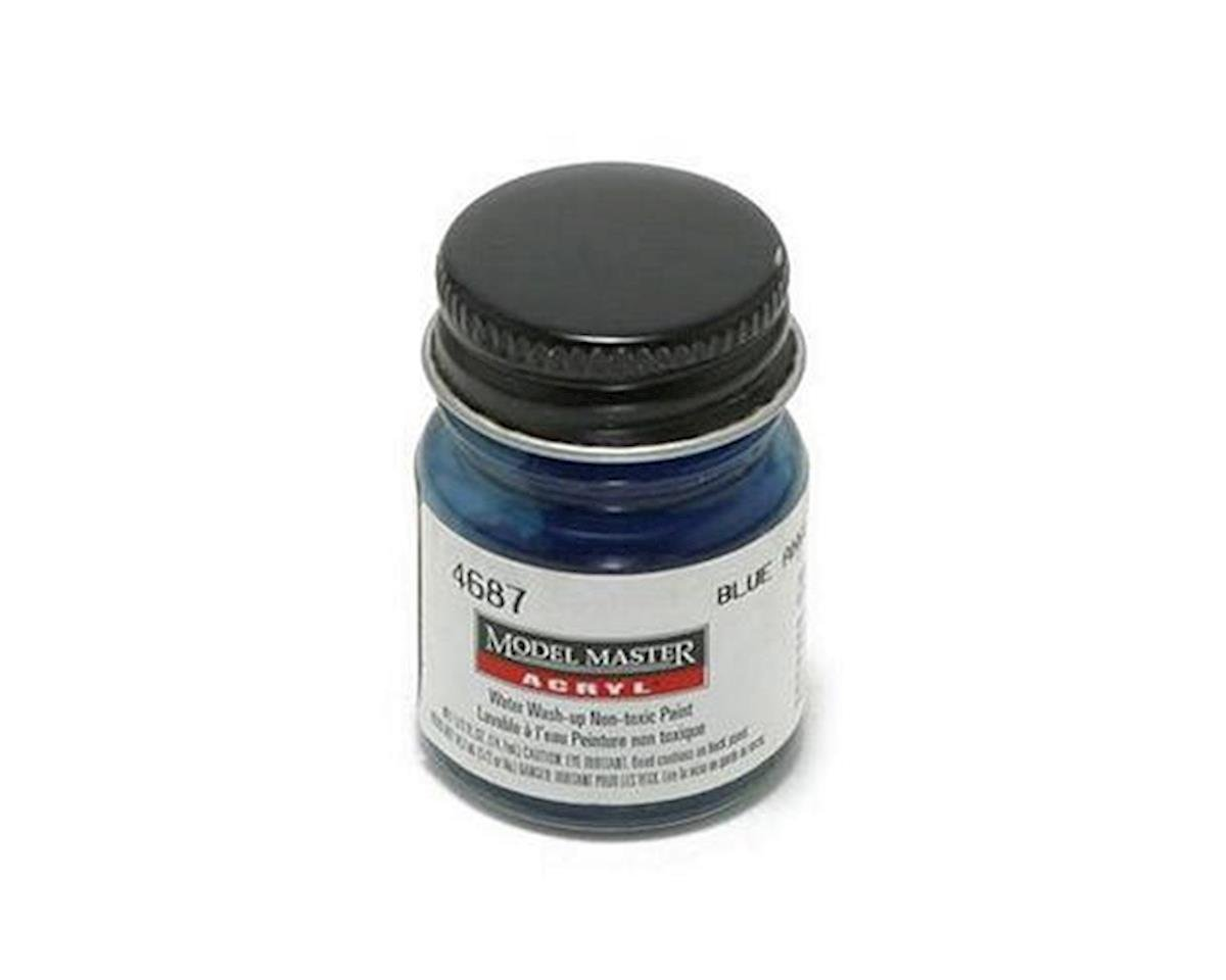 Testors Acryl Gloss 1/2oz Blue Angel B