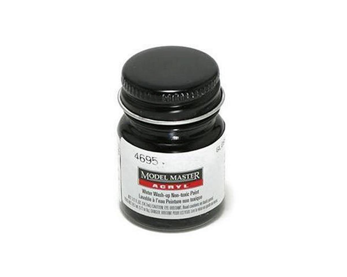 Acryl Gloss 1/2oz Black by Testors
