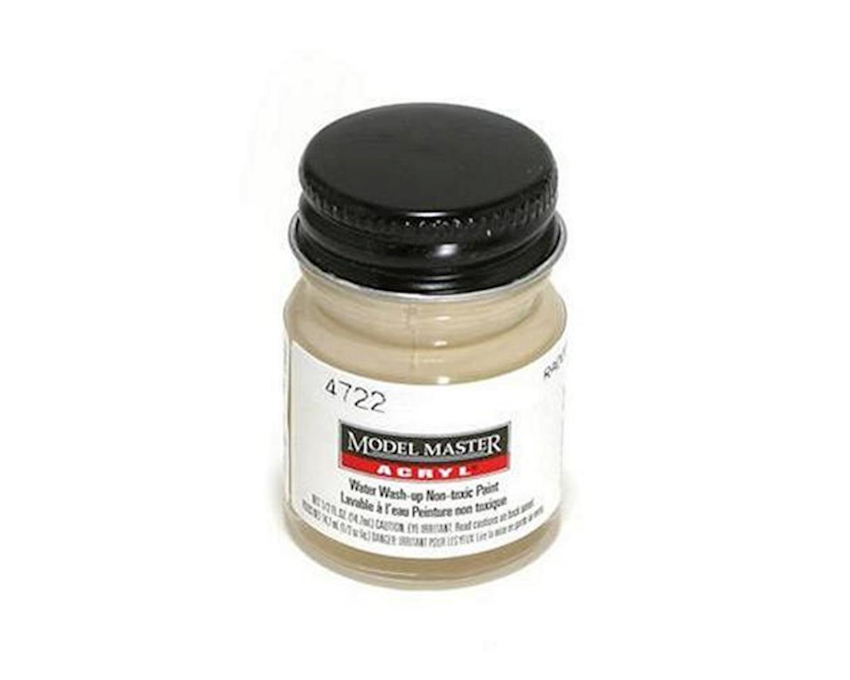 Acryl Flat 1/2oz Radome Tan by Testors