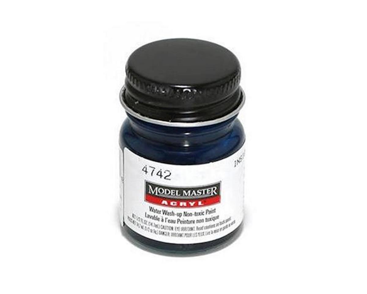 Acryl Flat 1/2oz Insignia Blue by Testors