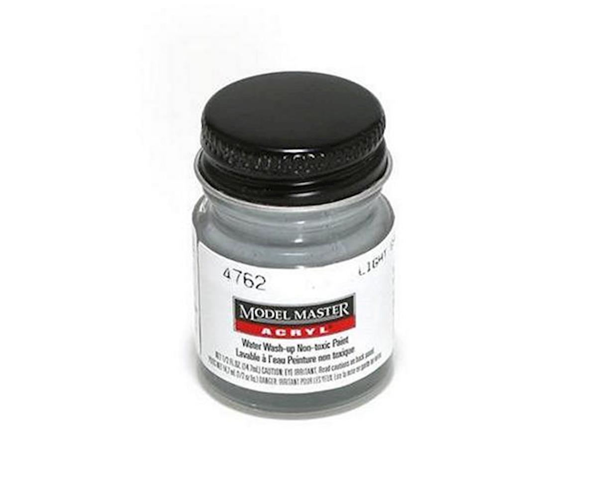 Testors Acryl Flat 1/2oz Light Ghost G