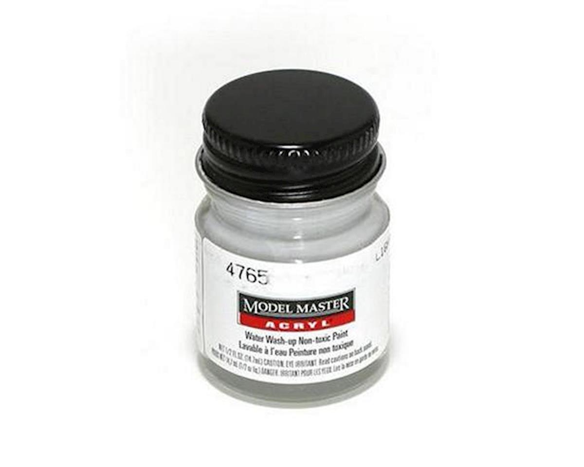 Testors Acryl Flat 1/2oz Light Gray