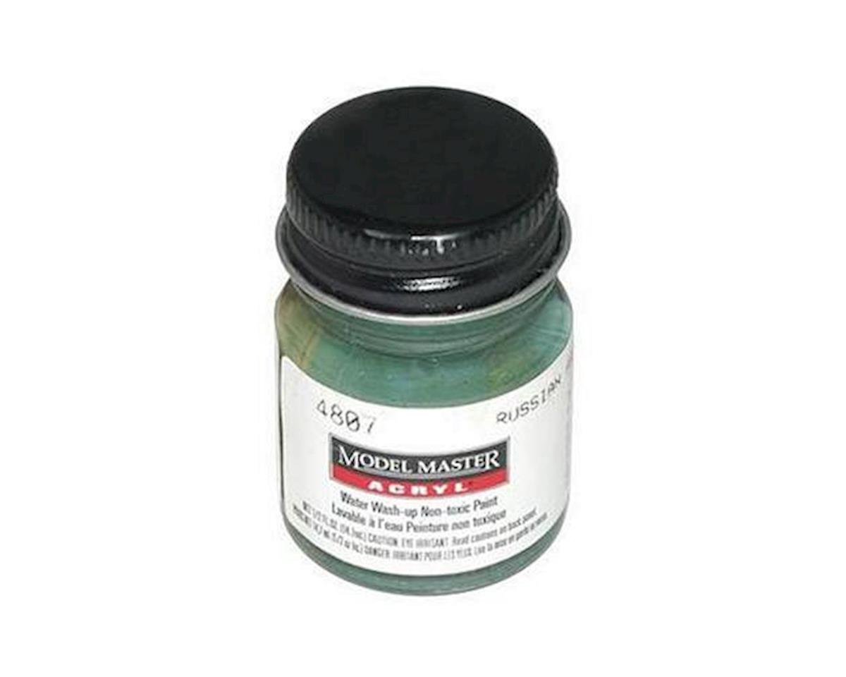 Acryl Gloss 1/2oz Russian Gree by Testors