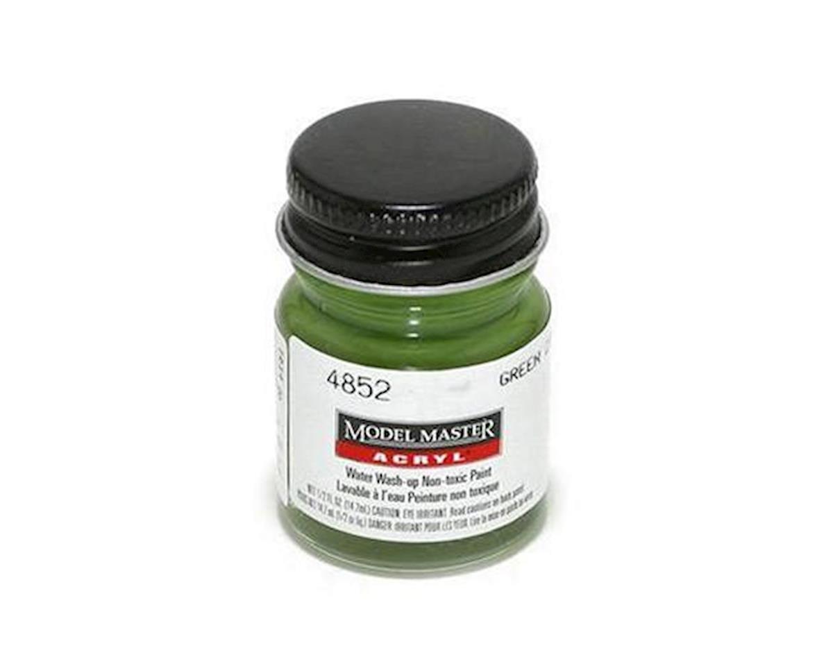 Testors Acryl 1/2oz Green Zinc Chromat