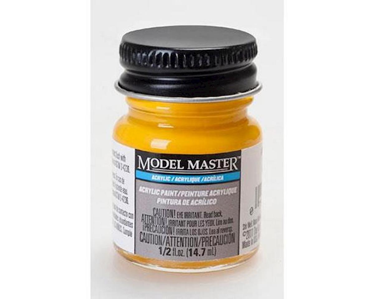 Testors MM F414122 Reefer Yellow ,1/2oz Tri