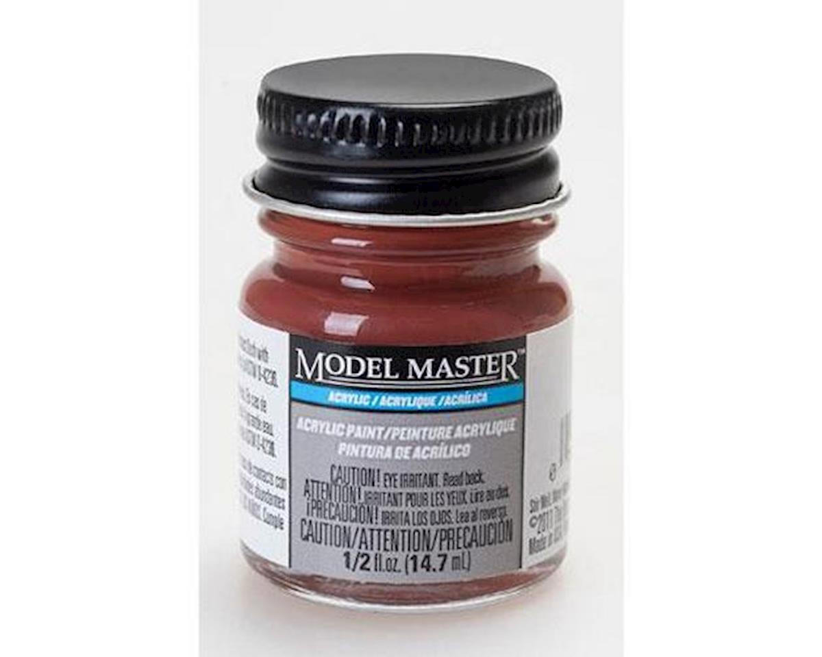 MM F414419 Oxide Red ,1/2oz Tri by Testors