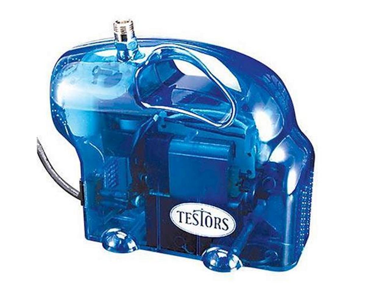 Testors Aztek Mini Compressor Blue Ice