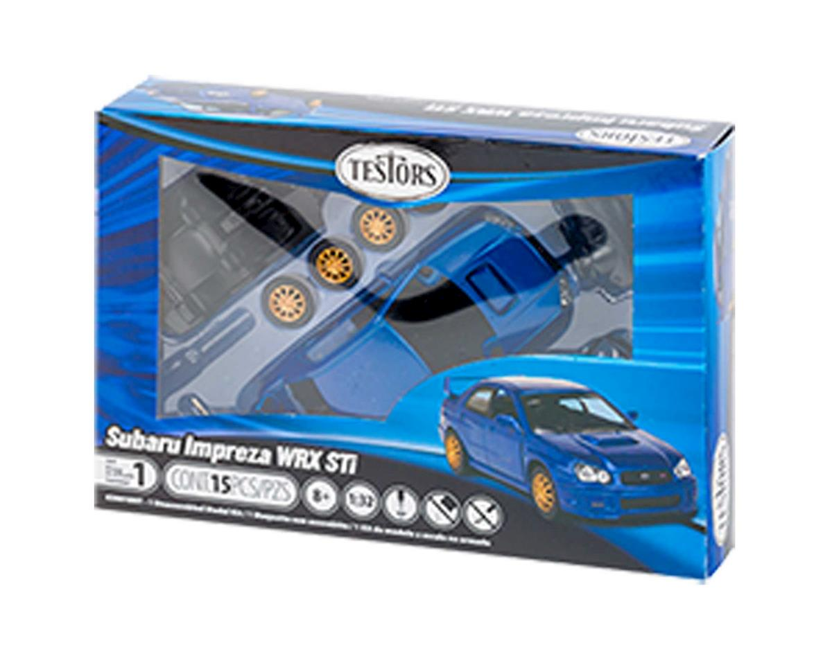 1/32 MB Subaru Impreza WRX by Testors