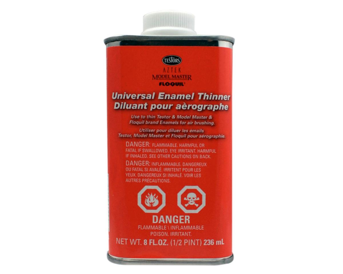 Airbrush Thinner 8oz by Testors