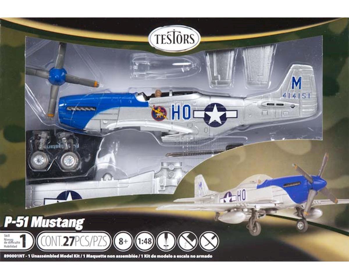 1/48 P-51 Mustang by Testors