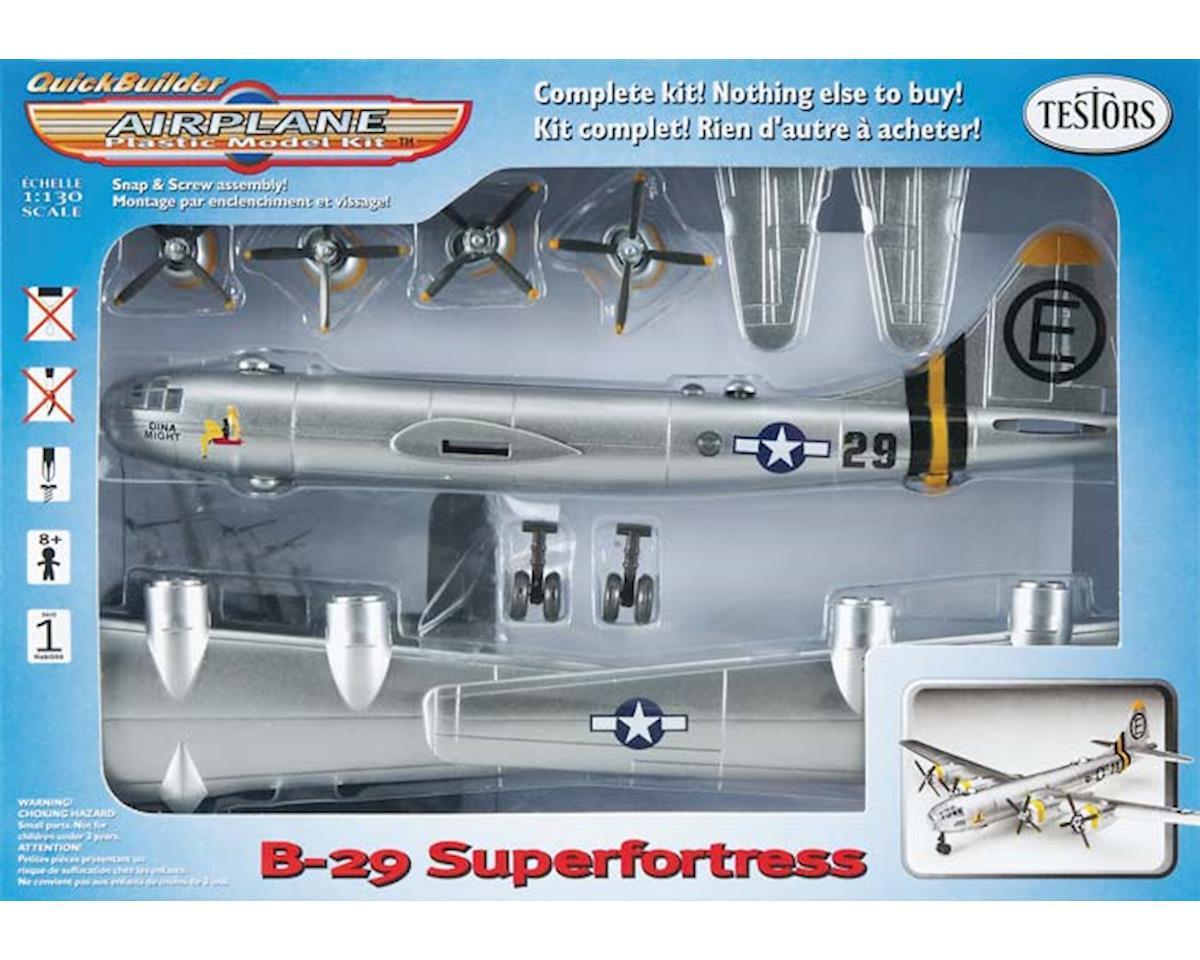 Testors 1/130 B-29 Silver