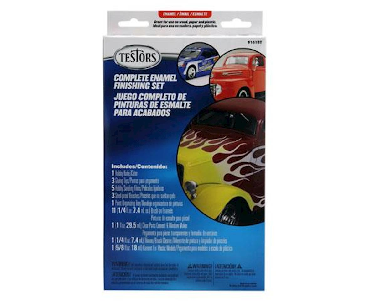 Testors MODEL FINISHING KIT GLOSS