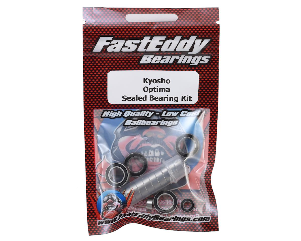 FastEddy Kyosho Optima Sealed Bearing Kit