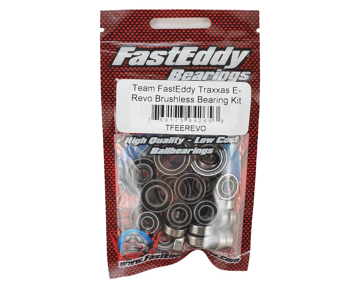 FastEddy Traxxas E-Revo Brushless Bearing Kit
