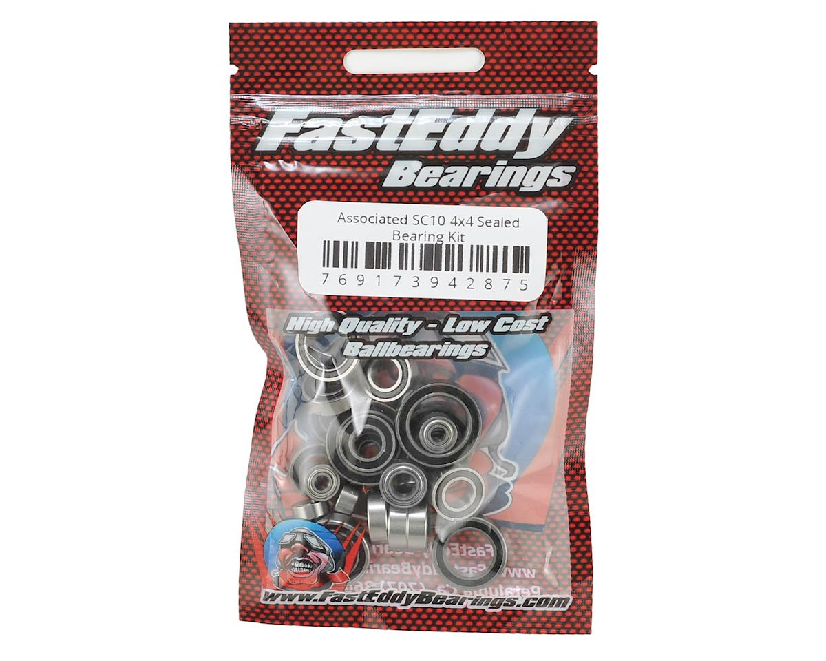 FastEddy Associated Team SC10 4x4 Bearing Kit